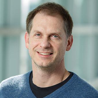 Douglas Theobald, Biochemistry & MCB faculty member