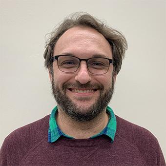 Alexandre Bisson, Assistant Professor of Biology