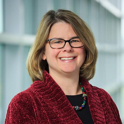 Suzanne Paradis, Biology faculty member, Brandeis University