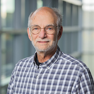 Michael Rosbash, Biology faculty member, Brandeis University