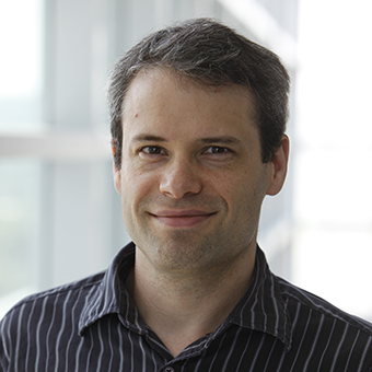 Isaac Krauss, Chemistry & MCB faculty member