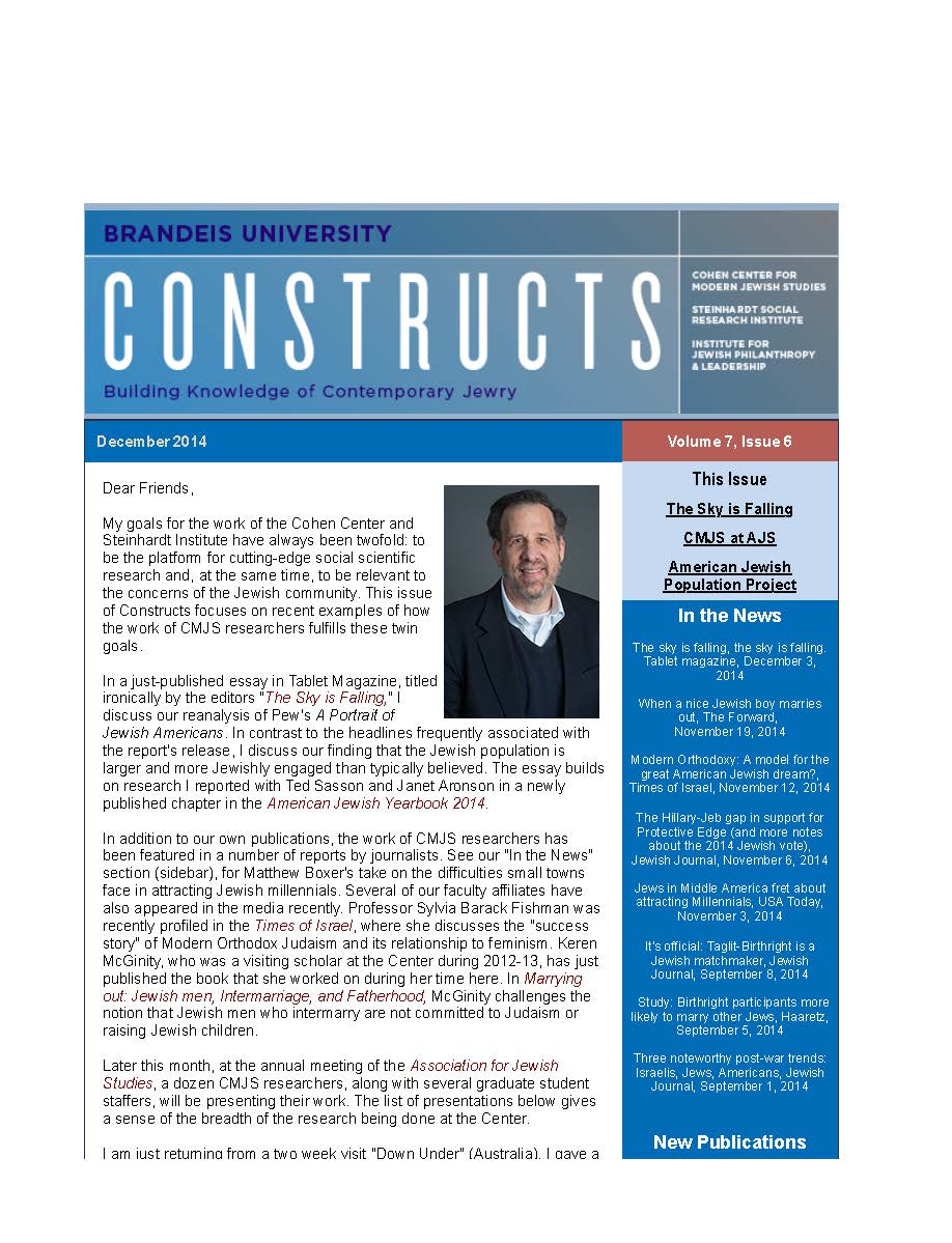 Constructs December 2014