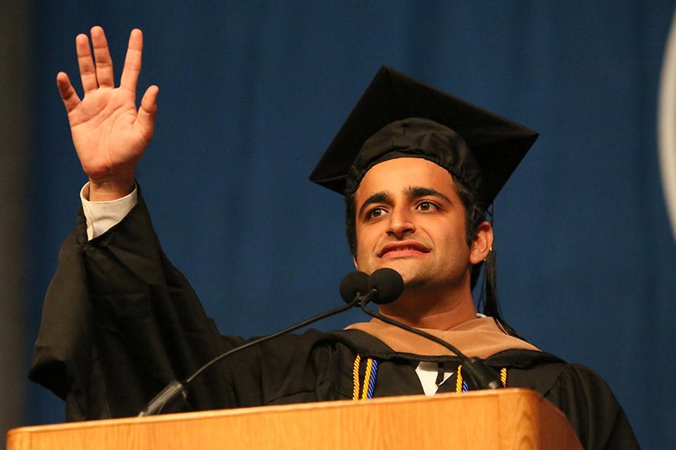 Brandeis Graduation 2020.Graduate Student Address By Akash Kalra Mba 19