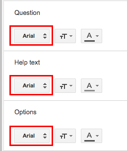 Working with Google Forms | Web Editors Toolkit | Digital
