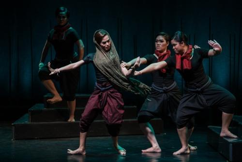 Sophiline troupe