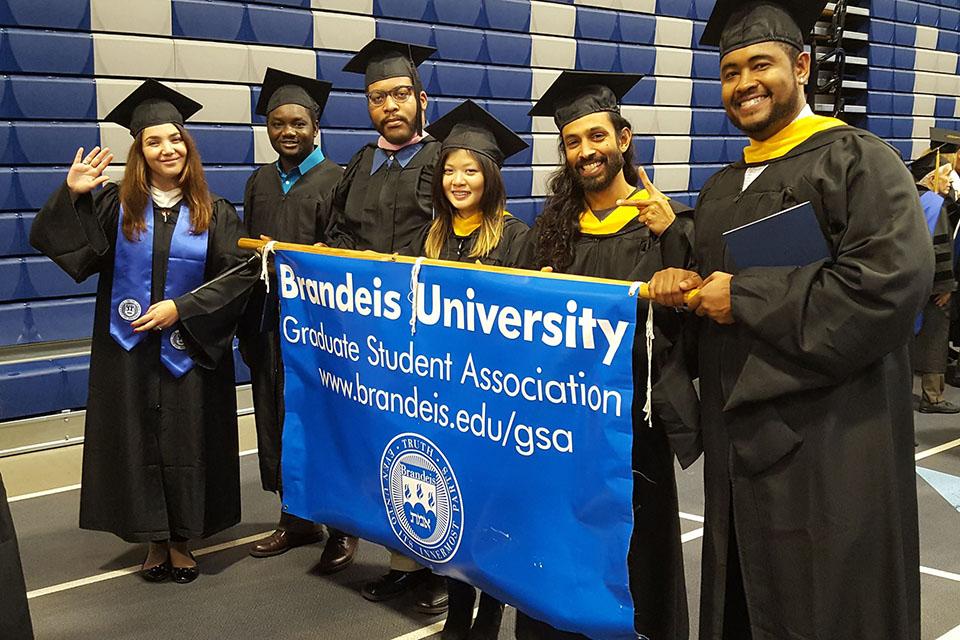 Brandeis Graduation 2020.About The Gsa Graduate Student Association Graduate