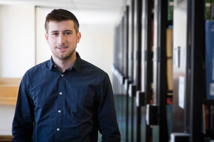 Deis Scholar Prepares For A Career In Academia Graduate