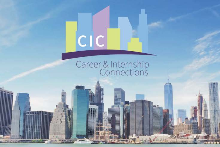 Career & Internship Connections Fair Logo