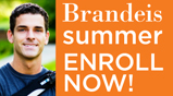 Brandeis summer: enroll now