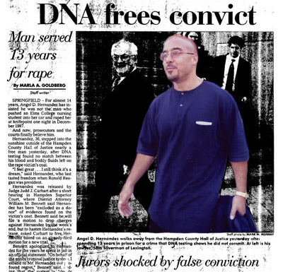 exoneration law and innocence project The nebraska innocence project is a nonprofit organization whose primary  purpose is to provide pro bono legal assistance to incarcerated  working to  exonerate the innocent, educate the public, and improve the criminal justice  system.
