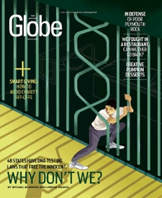 Our Globe Magazine Cover Story,