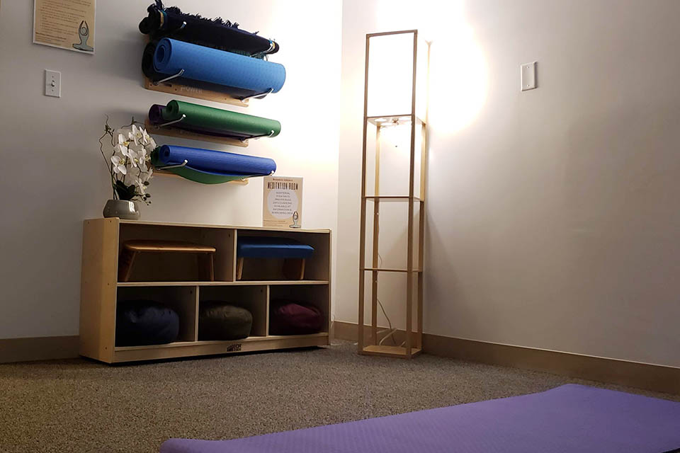Meditation Room | Rooms and Spaces