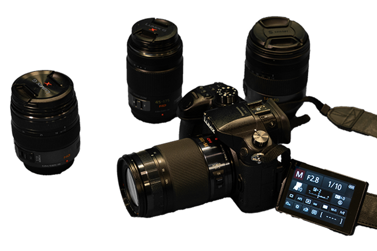 Cameras and Lenses | Audiovisual Recording Equipment | Sound and