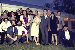 Joanna nadler wedding