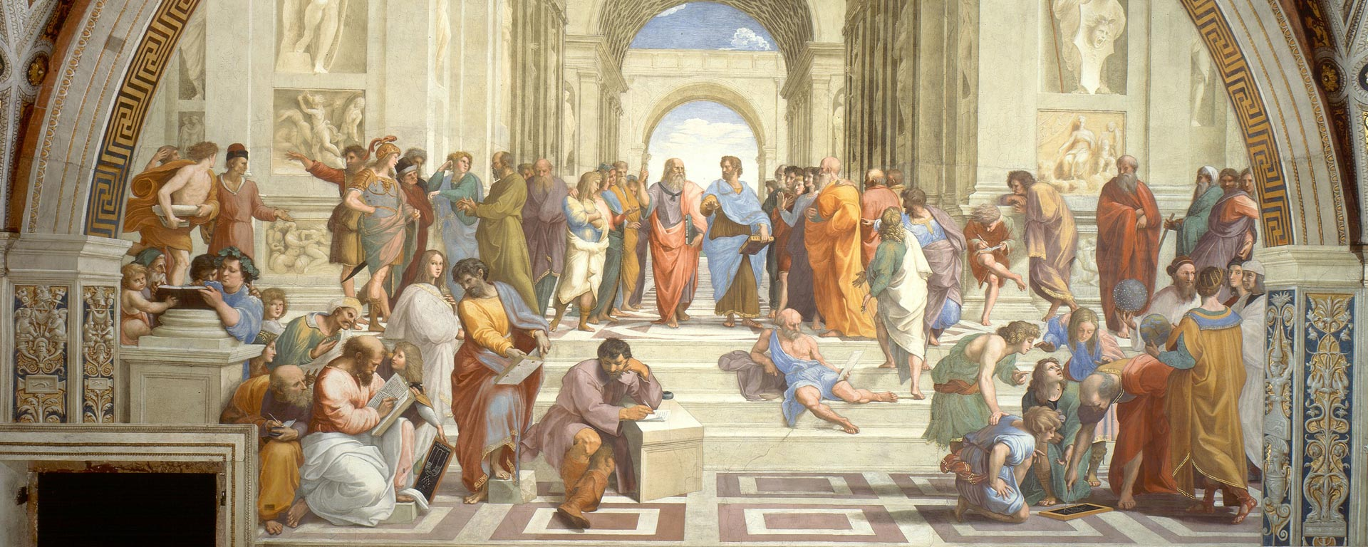 Raphael, School of Athens