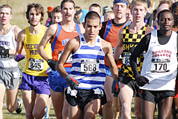 Photo of NCAA competition