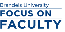 Focus on Faculty