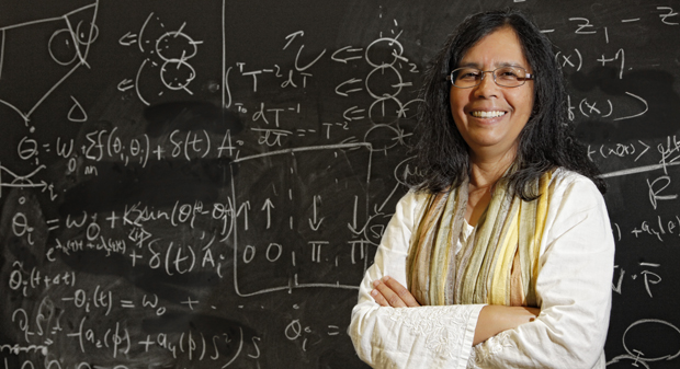 physicist bulbul chakraborty is finding equilibrium brandeisnow