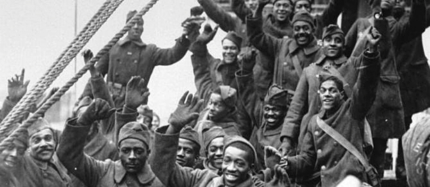 Image result for african americans in wwi