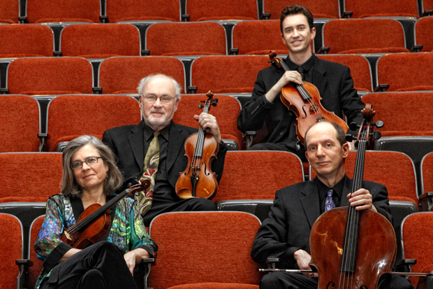 Lydian String Quartet