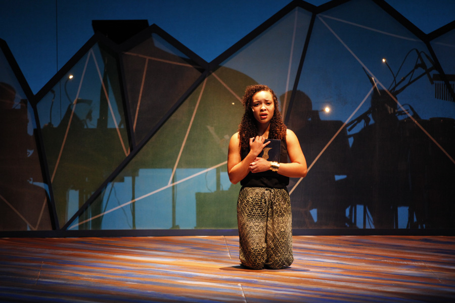 'Songs for a New World' tells the story of the human