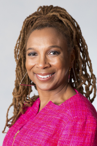 Portrait of Gittler Award winner Kimberle Crenshaw