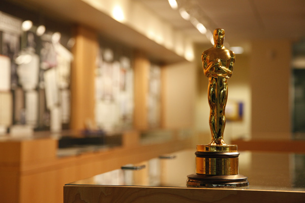 Brandeis University's Academy Award from the archives