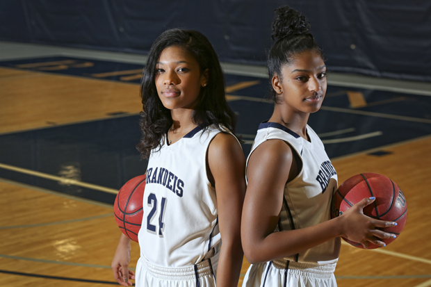 The Hodges sisters: Paris '17 and Noel '18