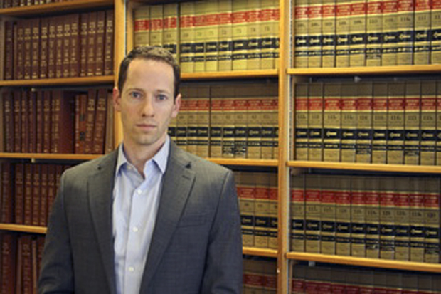Matthew Segal '99 is the legal director of the American Civil Liberties Union of Massachusetts.