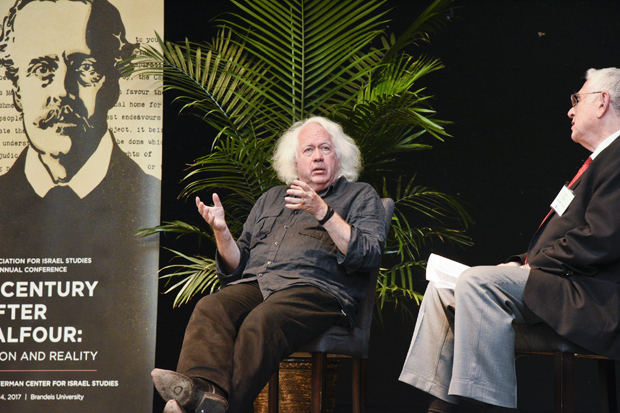 Leon Wieseltier, American writer, critic, amateur philosopher and magazine editor, speaks with Ilan Troen '63, founding director of the Schusterman Center and president of the Association for Israel Studies at the AIS