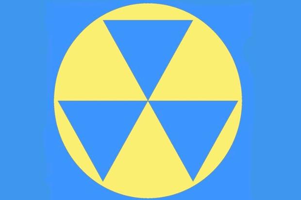 nuclear fallout symbol