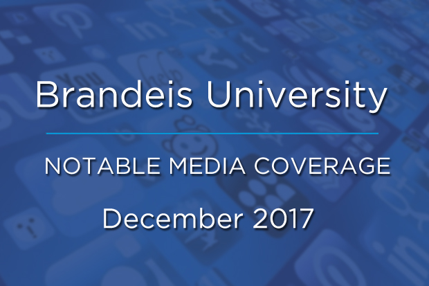 notable media coverage december 2017