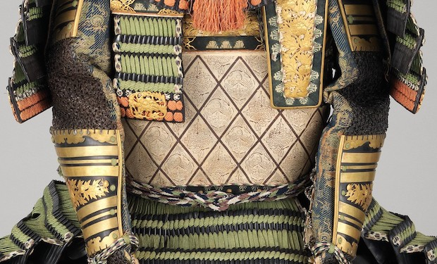 A closer look at deerskin decoration on armor