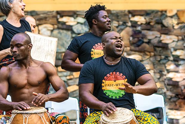 MusicUnitesUS presents: A Taste of Ghana | BrandeisNOW