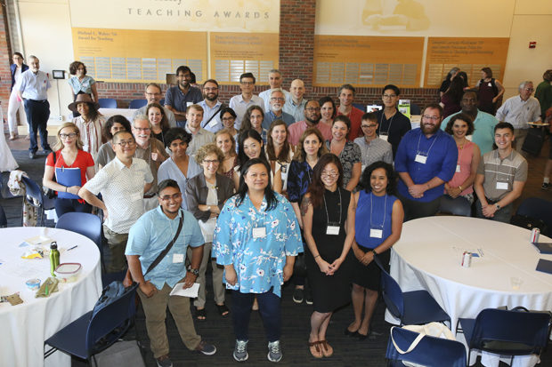 Brandeis welcomes new faculty to campus | BrandeisNOW