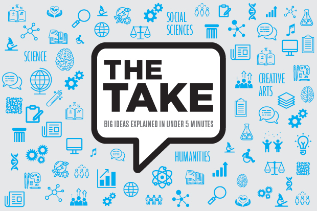 The Take: Big Ideas Explained in Under 5 Minutes
