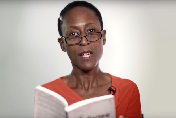 Patience Agbabi reads The Refugee's Tale