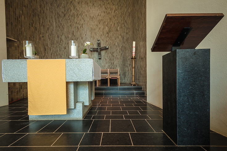 Catholic Chapel | Sacred Places | Center for Spiritual ...