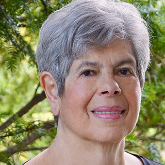 Headshot of Joyce Antler